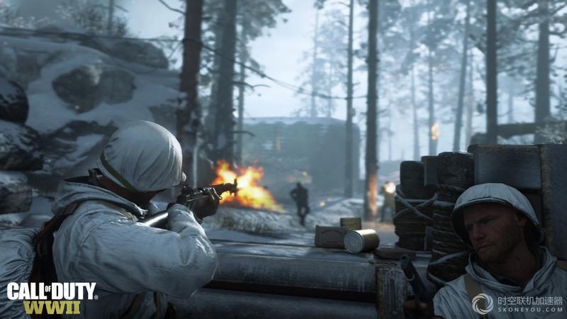使命召唤14:二战将采用PS4 Pro性能增强游戏画质