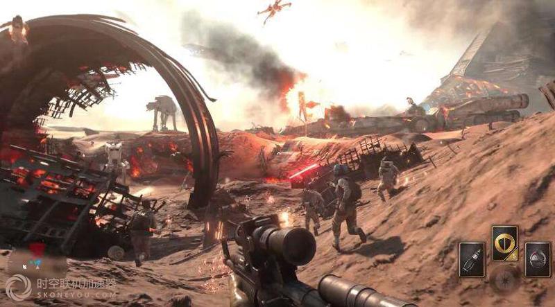 星球大战:前线2新补丁上线