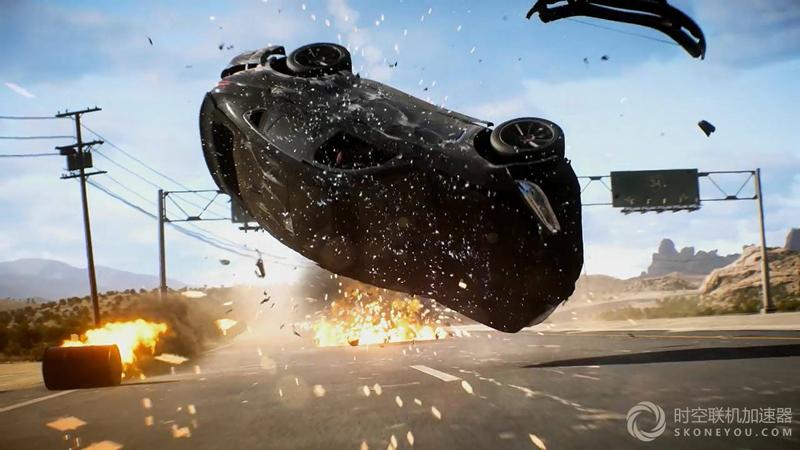 畅玩极品飞车20选择什么加速器?