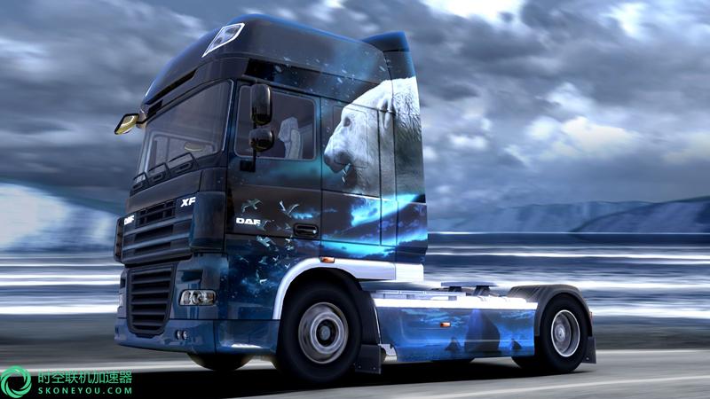 欧洲卡车模拟2需不需要加速器