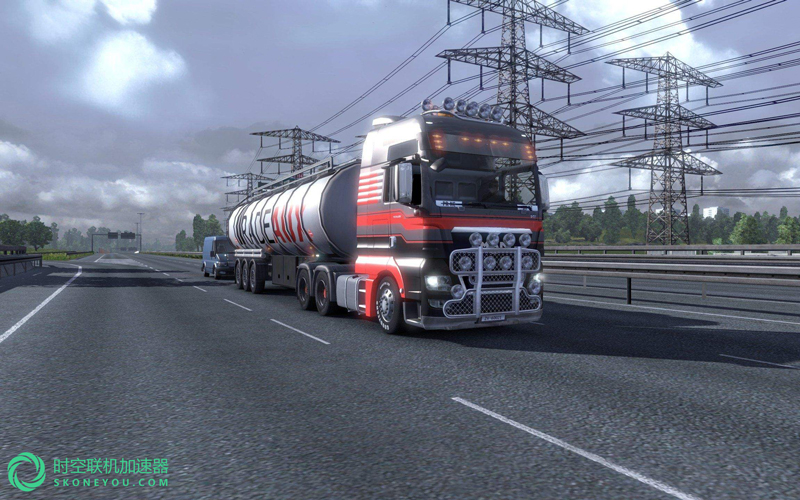 欧洲卡车模拟2延迟卡顿用什么加速器好?