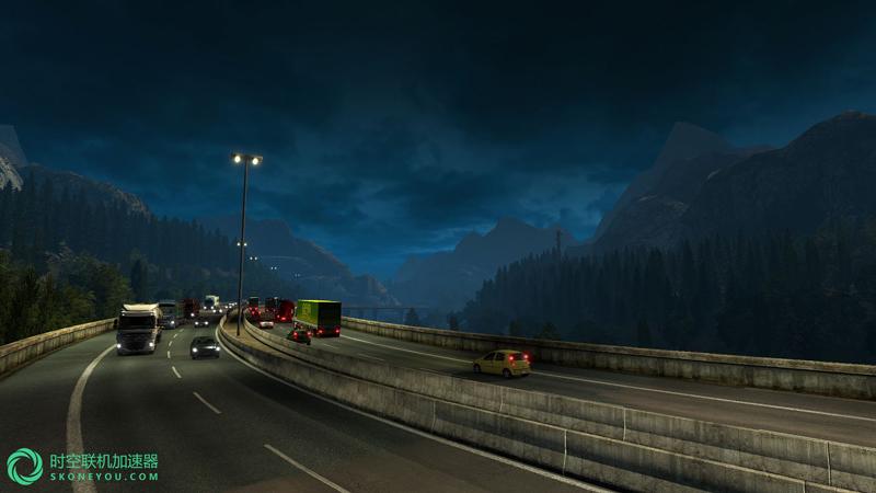 欧洲卡车模拟2新手玩家用什么加速器?