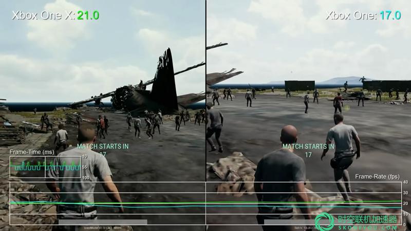绝地求生Xboxone版性能评测一览