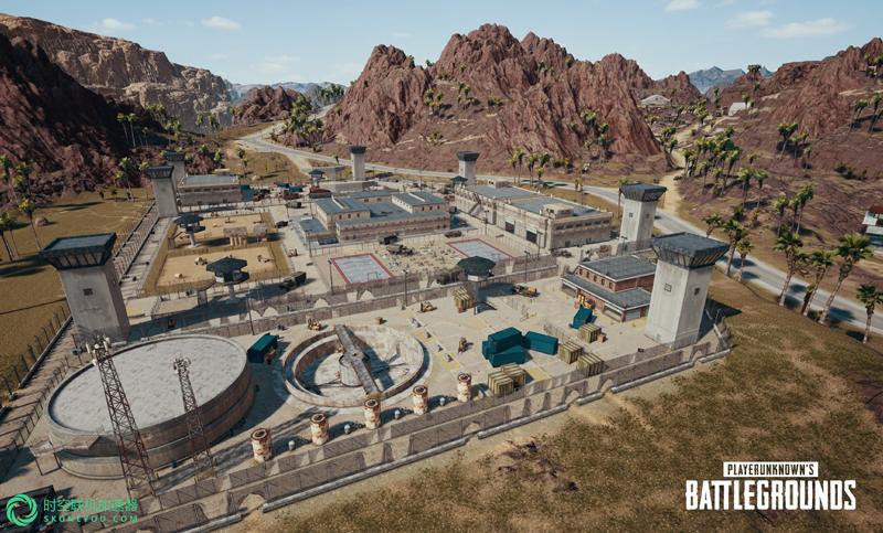 绝地求生沙漠地图以及新武器正式公布
