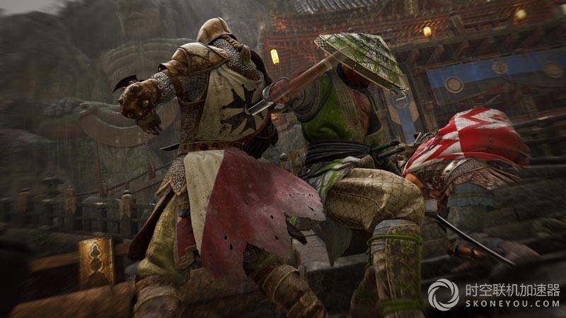 荣耀战魂推出Xbox One X增强补丁
