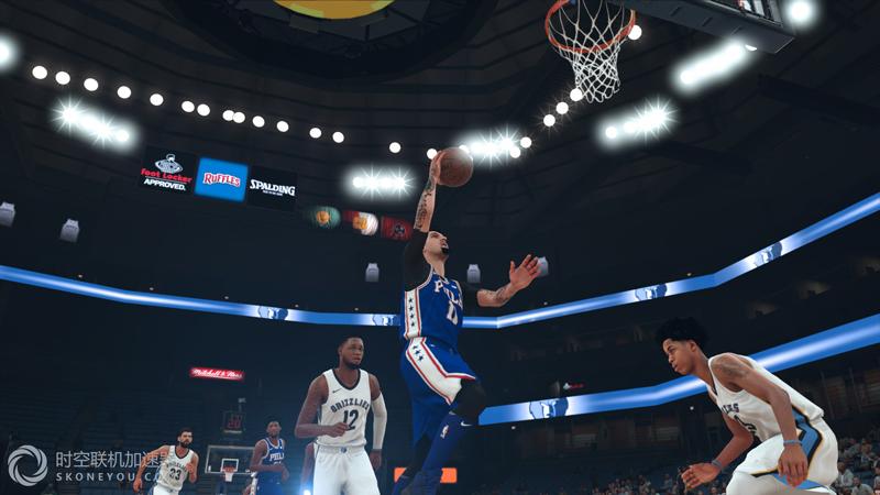 NBA 2K18游戏选择什么加速器?