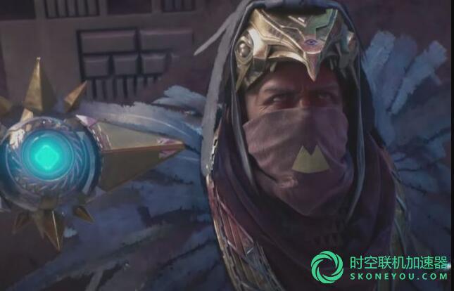 命运2  奥西里斯的诅咒DLC