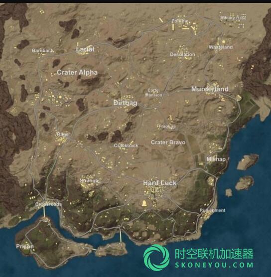 绝地求生正式服更新新载具新地图