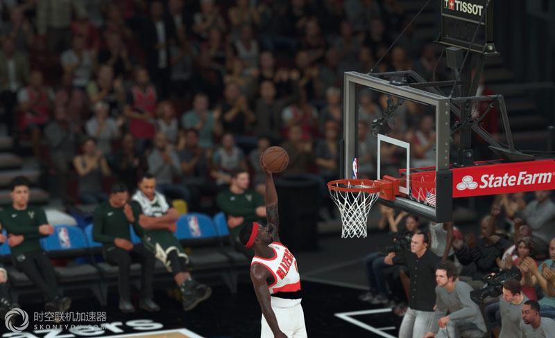 NBA 2K MC自建模式用什么加速器?