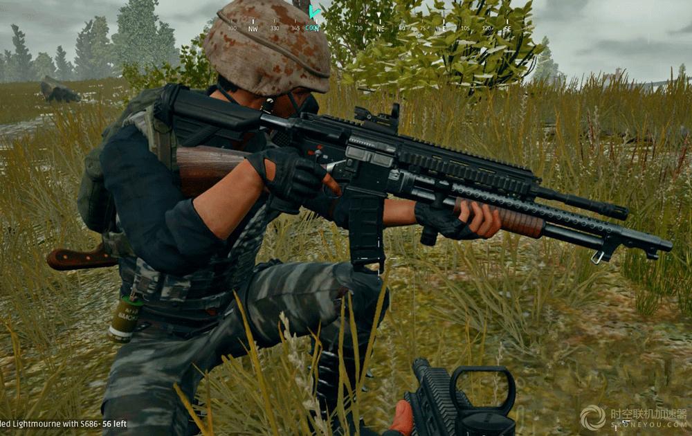 绝地求生大逃杀游戏用什么加速器?