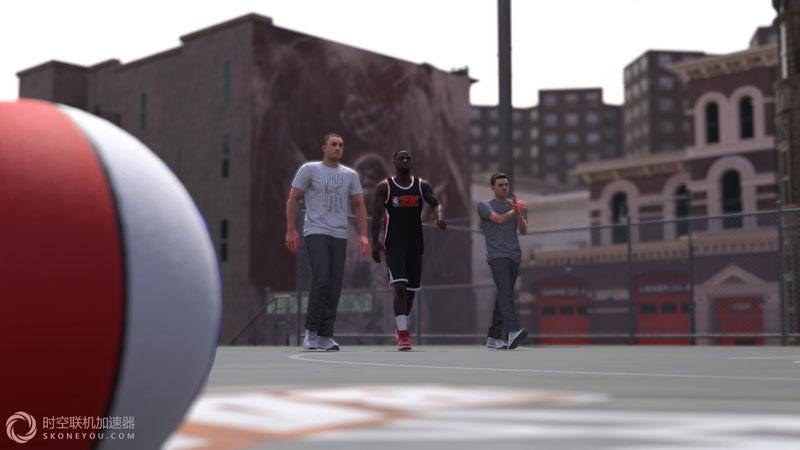 NBA 2K18游戏选用什么加速器好?