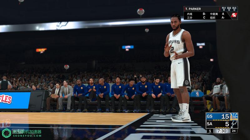 NBA2K18较前作存在的五大革新