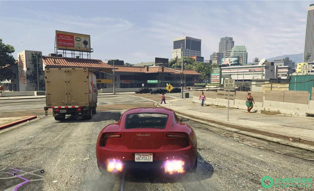 GTA5游戏用什么加速器好?
